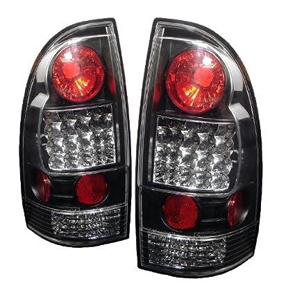 Spyder Auto (ALT YD TT05 LED BK) Toyota Tacoma Black