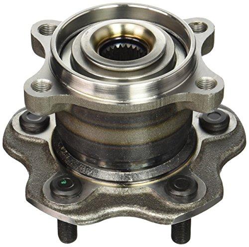 WJB WA512373 - Rear Wheel Hub Bearing Assembly - Cross Reference: Timken HA590235 / Moog 512373 / SKF ()