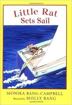Book Little Rat Sets Sail