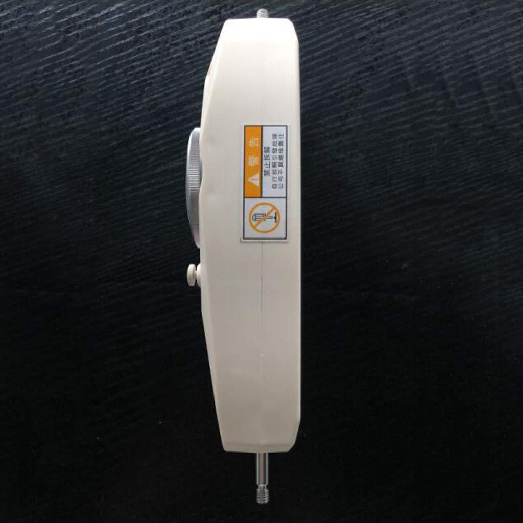 5kg Zifferblatt Mechanische Push-Pull-Messgerät Zeiger Typ Präzision