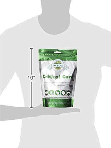 Oxbow Critical Care Pet Supplement, 1-Pound 2-Pack