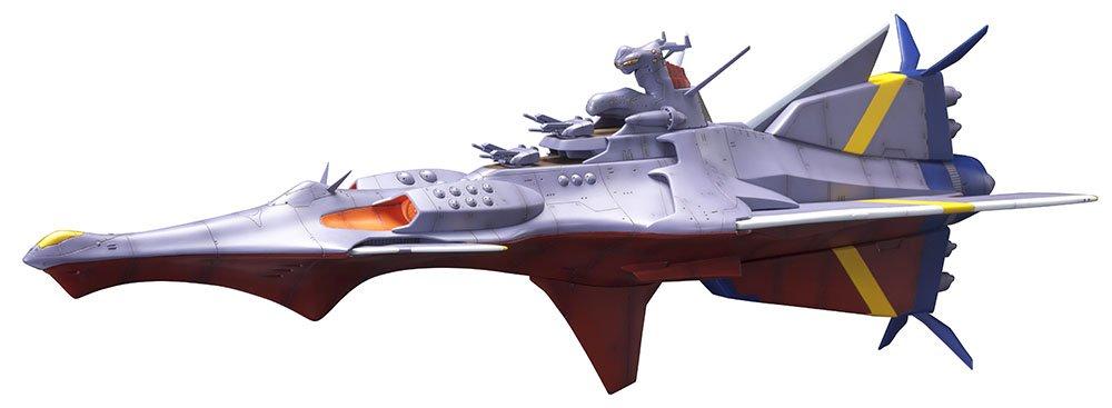 Nadia  The Secret of Blau Water N-Nautilus Model Kit