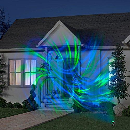 Gemmy Projection Spot Light Comet Spiral (Halloween Comet Size)