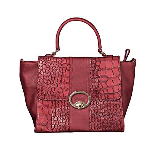 Mujer Bolso Handbag Victoria Tamaris Sintética Red De Mano Piel pAH6fRxw