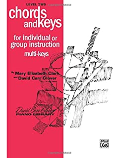 Chords and Keys Level 1 for Individual or Group Instruction (David on