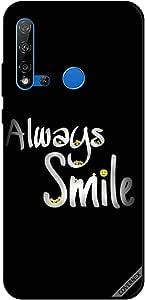 For Huawei Nova 5i Case Always Smile