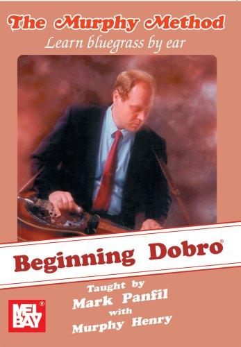 Beginning Dobro Learn Bluegrass by Ear (Bluegrass Dobro Dvd)