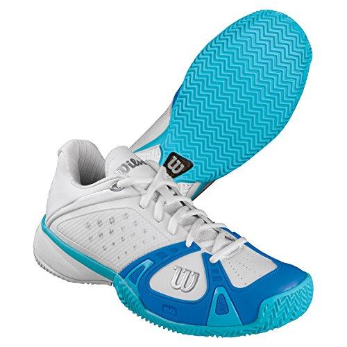 Wilson Rush Pro CC–Zapatillas de tenis mujer