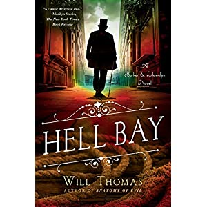 Hell Bay: A Barker & Llewelyn Novel