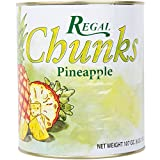 Pineapple Chunks in Natural Juice - #10 Can By TableTop King