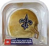 New Orleans Saints NFL Long Neck Golf Club Head Cover