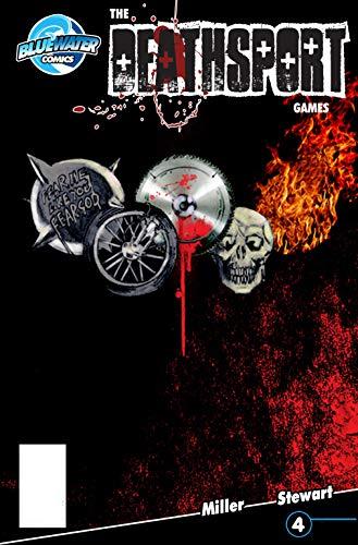 Roger Corman Presents: The Deathsport Games #4: Miller, Mark L.