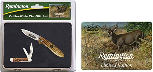 Remington R11940 2016 Limited Edition Gift Tin Knife