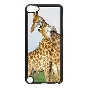 YananC(TM) YnaC387071 DIY Custom Case for Ipod Touch 5 w/ Giraffe