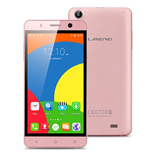 Landvo Xm100 50 Zoll 3g Smartphone Dual Sim Amazonde Elektronik