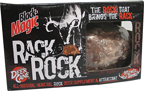 - Evolved Habitat Black Magic Rock Deer Cane