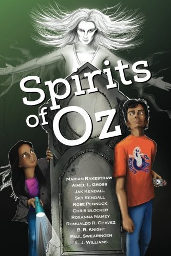 Spirits of Oz by Miranda Ericsson Kendall (2014-09-11)