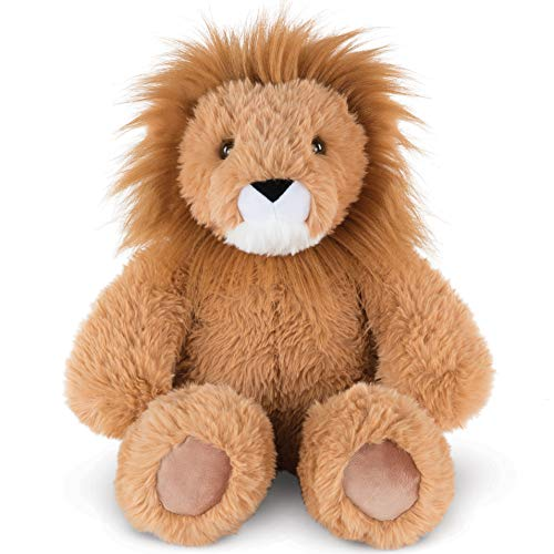 - Vermont Teddy Bear - Amazon Exclusive Lion Stuffed Animals and Teddy Bears, Brown, 18 Inches