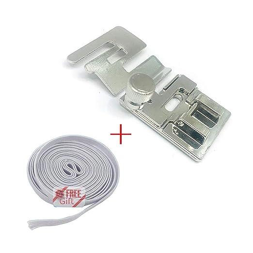 LNKA - Prensatelas elástico para máquina de coser (9907-6), color ...
