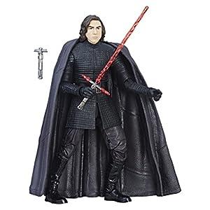 Star Wars Episode 8 Black Series 6″ Kylo Ren Action Figure