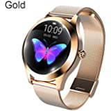 TLfyajJ Smartwatch Impermeable Reloj Fitness v11 Blood ...