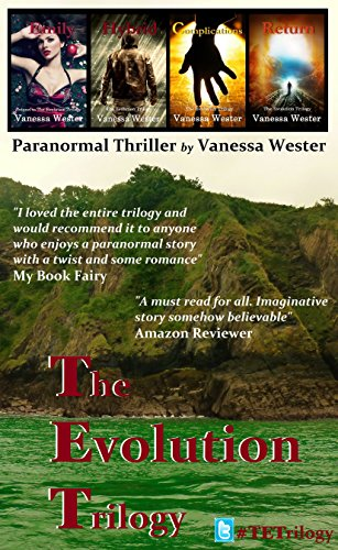 The Evolution Trilogy & Prequel: Hybrid, Complications, Return, & Emily