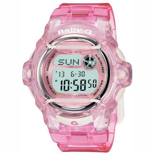 04b05b7b9553 Reloj Casio para Mujer BG-169R-4ER  Casio  Amazon.es  Relojes