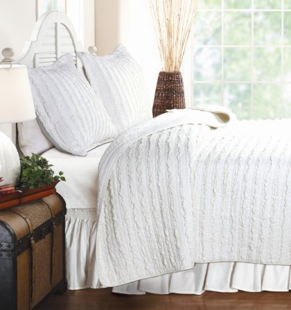 85 Off Skb Family King Size 3 Piece Quilt Set With 2 Pillow Shams