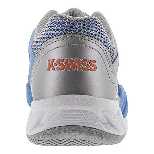 Silver Bonnie Tennis Shoe Blue Fusion Light Swiss Bigshot Womens 3 K Coral qZw1x
