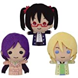 Kyungurumi mini Puppet Love Live! The School Idol Movie vol.2 3 grade set (prize)