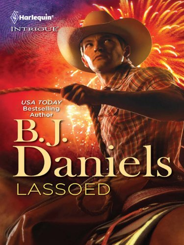 Lassoed (Whitehorse Montana Book 2) cover