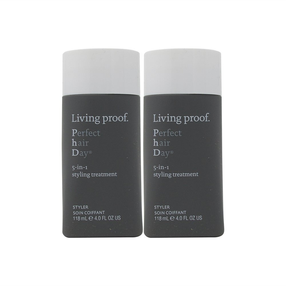 Amazoncom Living Proof Perfect Hair Day 5 In 1 Styling Treatment