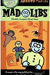 Spooky Mad Libs by Roger Price (2006-08-17) Paperback