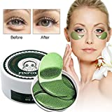 Under Eye Pads, Collagen Eye Mask, Eye Treatment Mask, Puffy Eyes, Eye Patches , Dark Circles and Puffiness(30 Pairs)