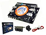 American Terminal BXMAX Digital Bass Maximizer Processor with Dash Mount Remote Control