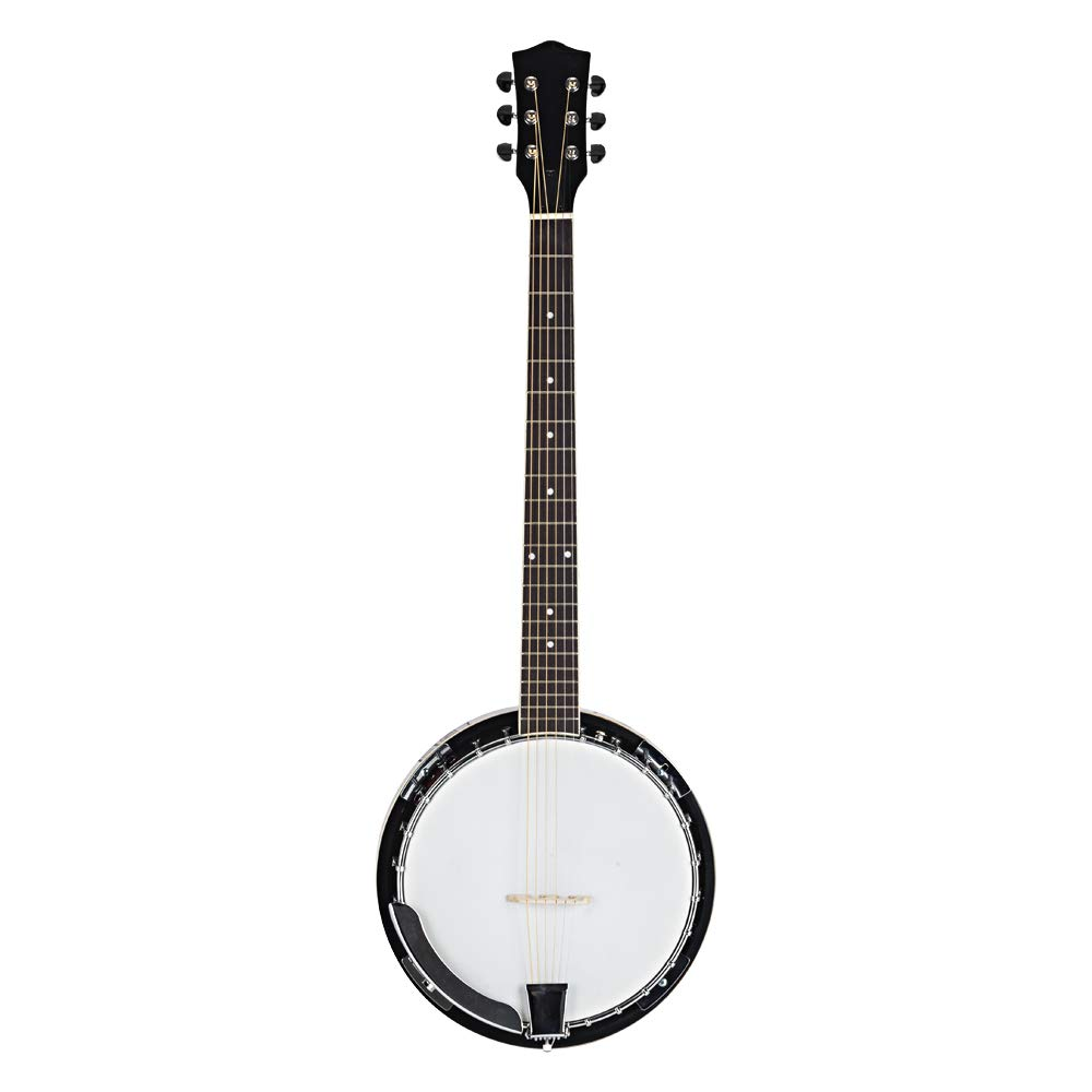 Top Grade Exquisite Professional Sapelli Notopleura Wood Alloy 6-string Banjo by Teekland (Image #1)