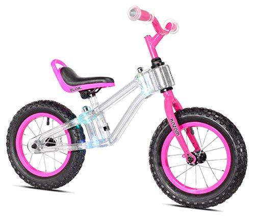 KaZAM Blinki Balance Bike, 12', Pink