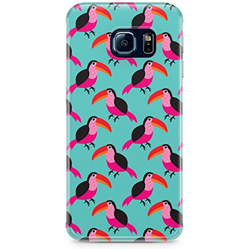 Phone Case For Apple iPhone 6 - Tropical Tucan Paradise - Designer Back