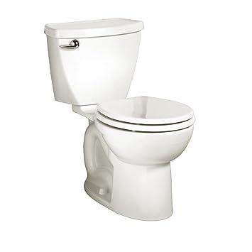 American Standard 270da001020 Cadet 3 Round Front Two Piece Toilet
