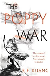 The Poppy War by R.F. Kuang, Harper Voyager US; Harper Voyager UK