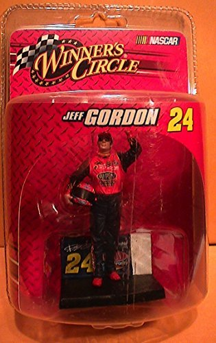 Jeff Gordon #24 Winner's Circle NASCAR 2008 3 Inch Racecar Driver Figure