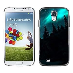 Stuss Case / Funda Carcasa protectora - Hidden Vegetation Hills - Samsung Galaxy S4