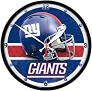 Wincraft New York Giants Round Clock