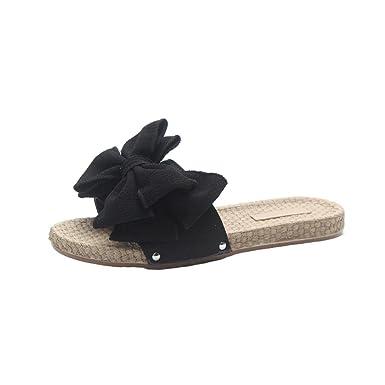 e349dbcdbfb864 Kolylong Sandals For Women Girls Ladies ✿ Spring Summer Sweet Bohemia Fashion  Beach Home Party Club