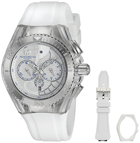 Technomarine Women's 'Cruise Dream' Quartz Stainless Steel Casual Watch (Model: ()
