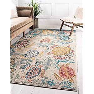 51m9BbNRo1L._SS300_ Best Tropical Area Rugs