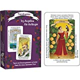 Tarotkarten by Angelina für Anfänger: Tarot mit Deutungstexten auf jeder Karte für einen leichteren Start