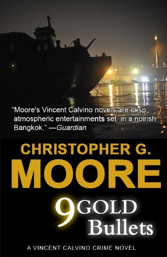 9 Gold Bullets: Vincent Calvino Crime Novel ()