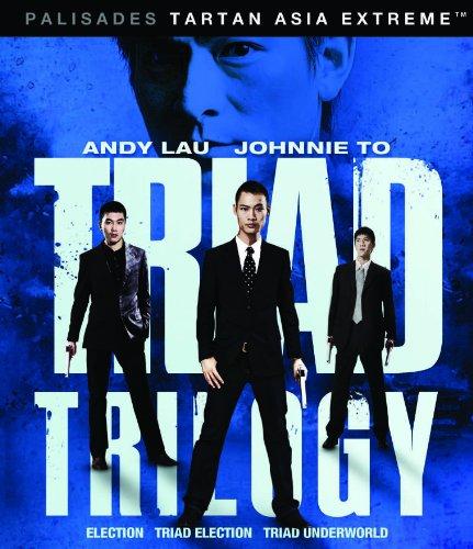 Triad Trilogy [Blu-ray]