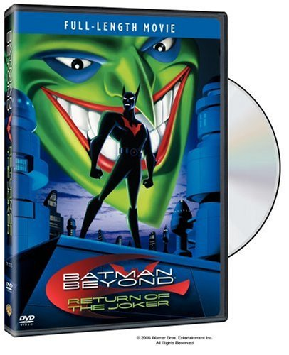 DVD : Batman Beyond: Return of the Joker (Amaray Case)